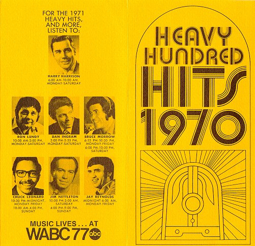 The Top 100 Hits of 1970